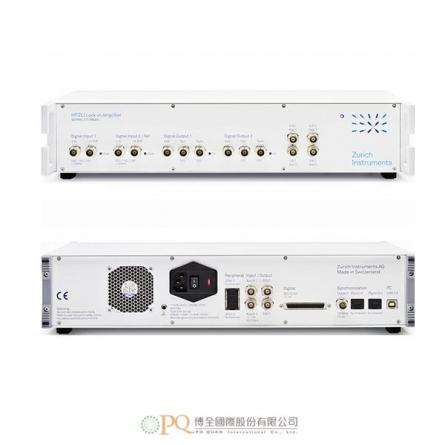 50MHz高頻雙通道數位鎖相放大器