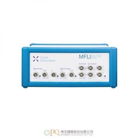 500kHz/5MHz中低頻數位鎖相放大器