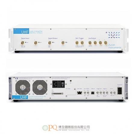 UHFLI  600MHz 雙通道高頻鎖相放大器