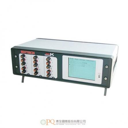 一級實驗室專用3通道可擴充型精密溫度計