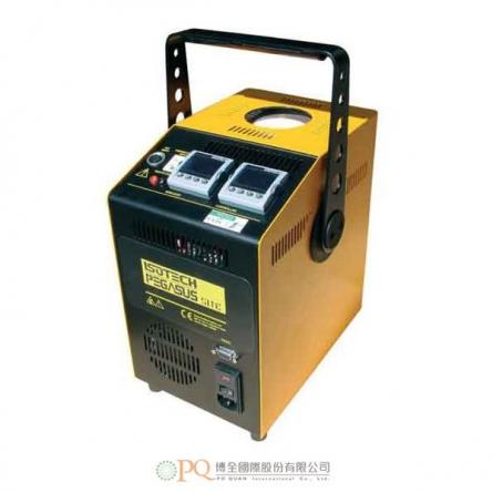 150°C~1200°C攜行式大容量乾式溫度校正爐