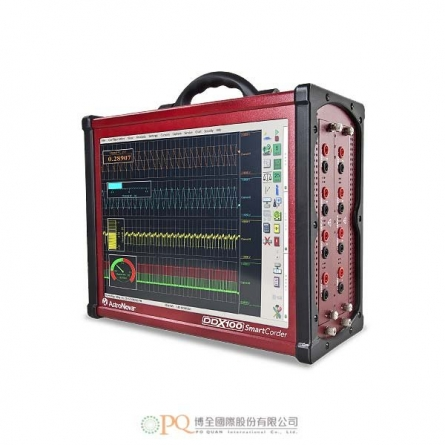 攜行式8-32通道高速暫態波形記錄器