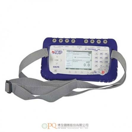 高階記錄型多功能校正器|雙通道溫度計
