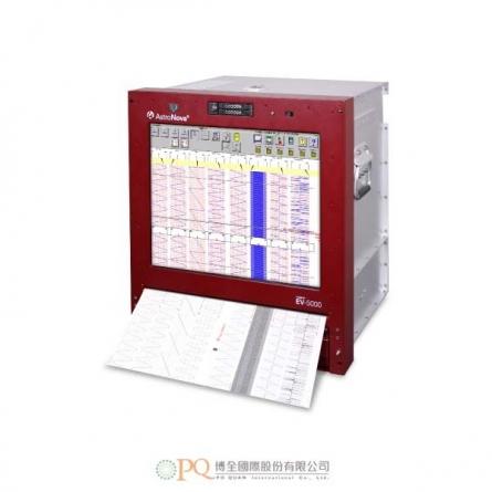 高速高解析圖表記錄器