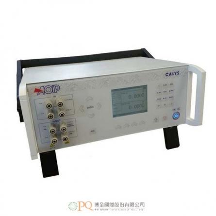 高階實驗室級電氣校正器|雙通道溫度計