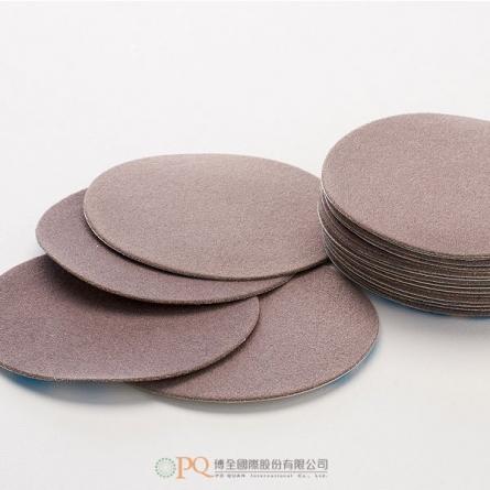 氧化鋁拋光墊(棕褐色,天鵝絨)