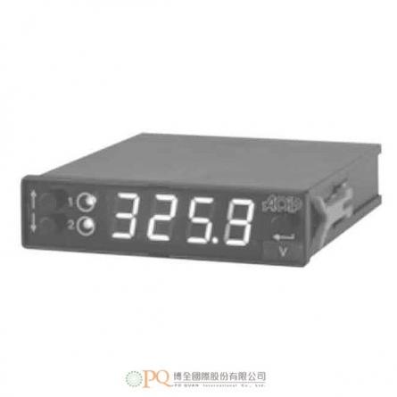 用於電氣測量的可程式數位面板儀錶
