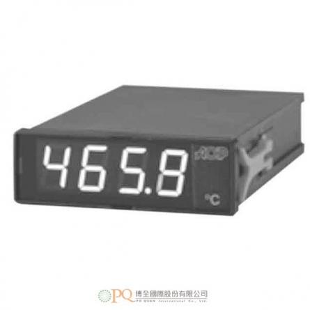 用於電氣|溫度測量的可程式數位多功能面板儀錶