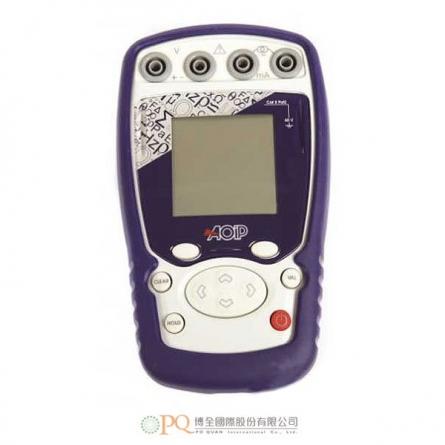 手持式高精度程控信號校正器