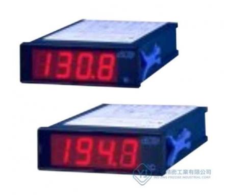 用於電氣測量的單功能面板儀錶