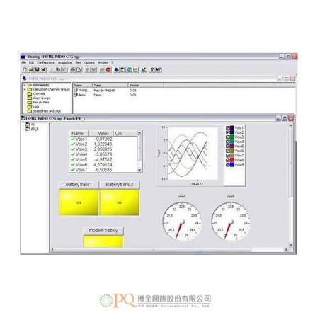 用於監控管理的系統組態設定|資料擷取軟體