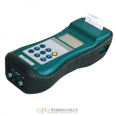 手持式基本型煙道排氣分析儀