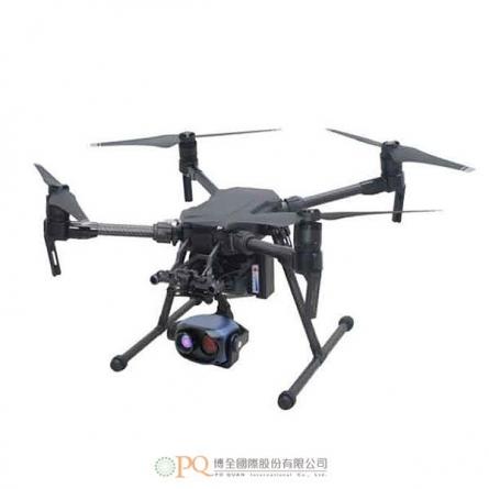 多重應用無人機熱像儀系統
