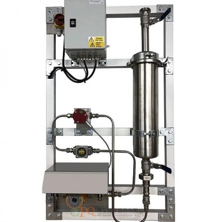線上變壓器絶緣油淨化暨狀態監測系統