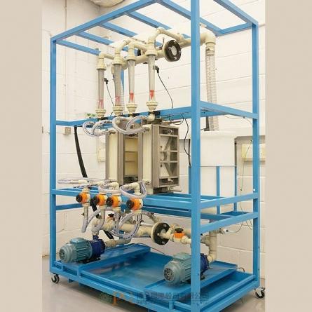 高通量電化學系統