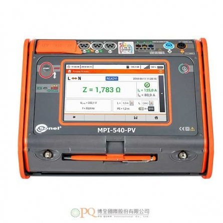 電氣系統參數多功能測試儀