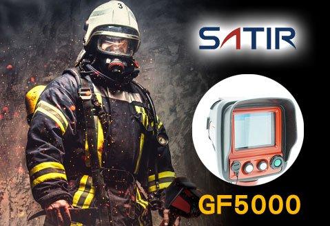 【產品快訊】SATIR GF5000 消防救災用熱影像儀